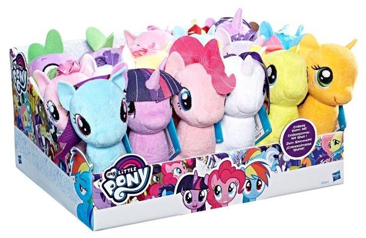 MY LITTLE PONY SMALL PLUSH AST